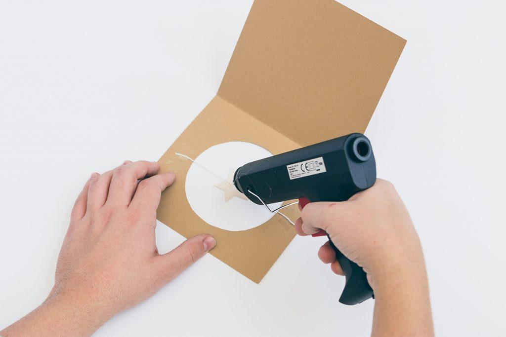 DIY-Weihnachtskarten-Basteln-Sternenmotiv-Step6