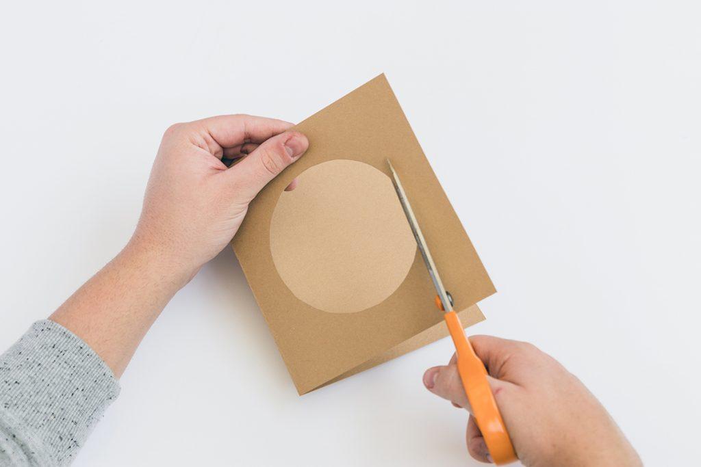 DIY-Weihnachtskarten-Basteln-Sternenmotiv-Step2