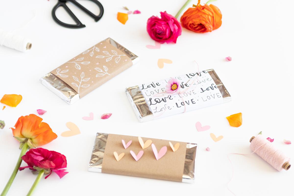 Valentinstag-Geschenk selbermachen