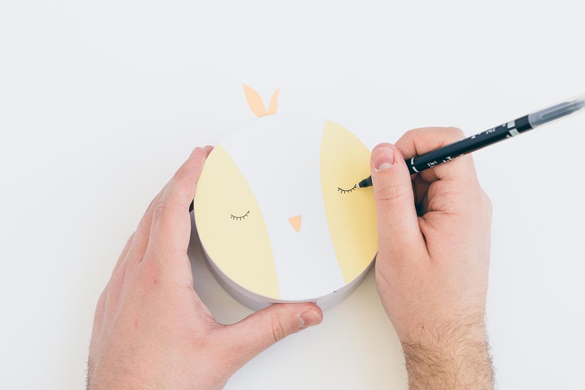 DIY Ostergeschenke basteln