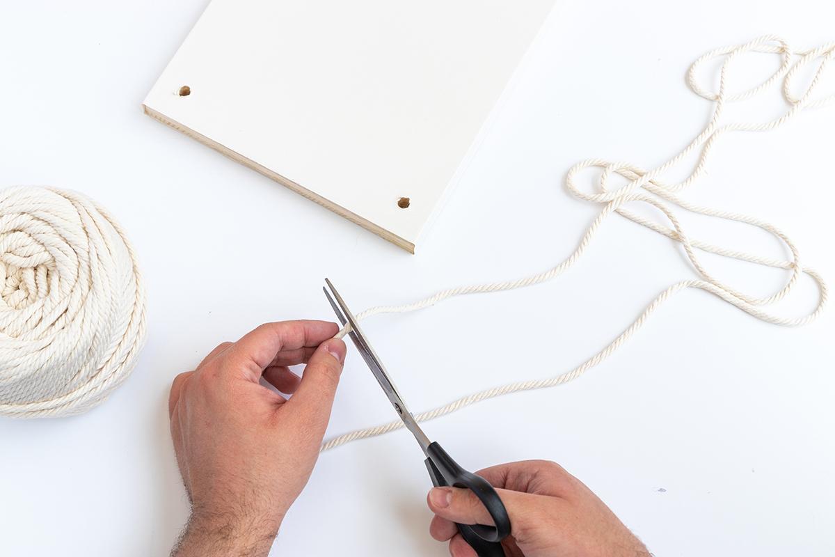 DIY Hängeregal bauen