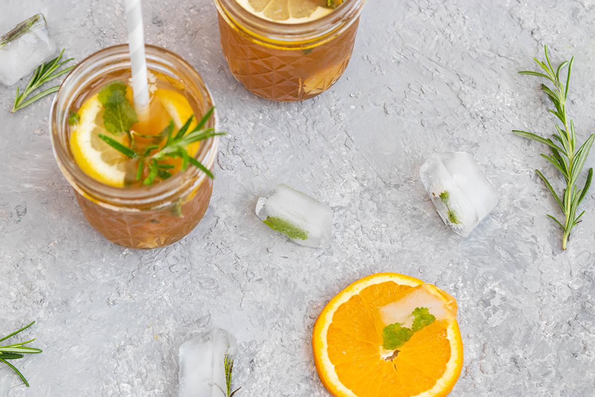 Rosmarin-Limonade