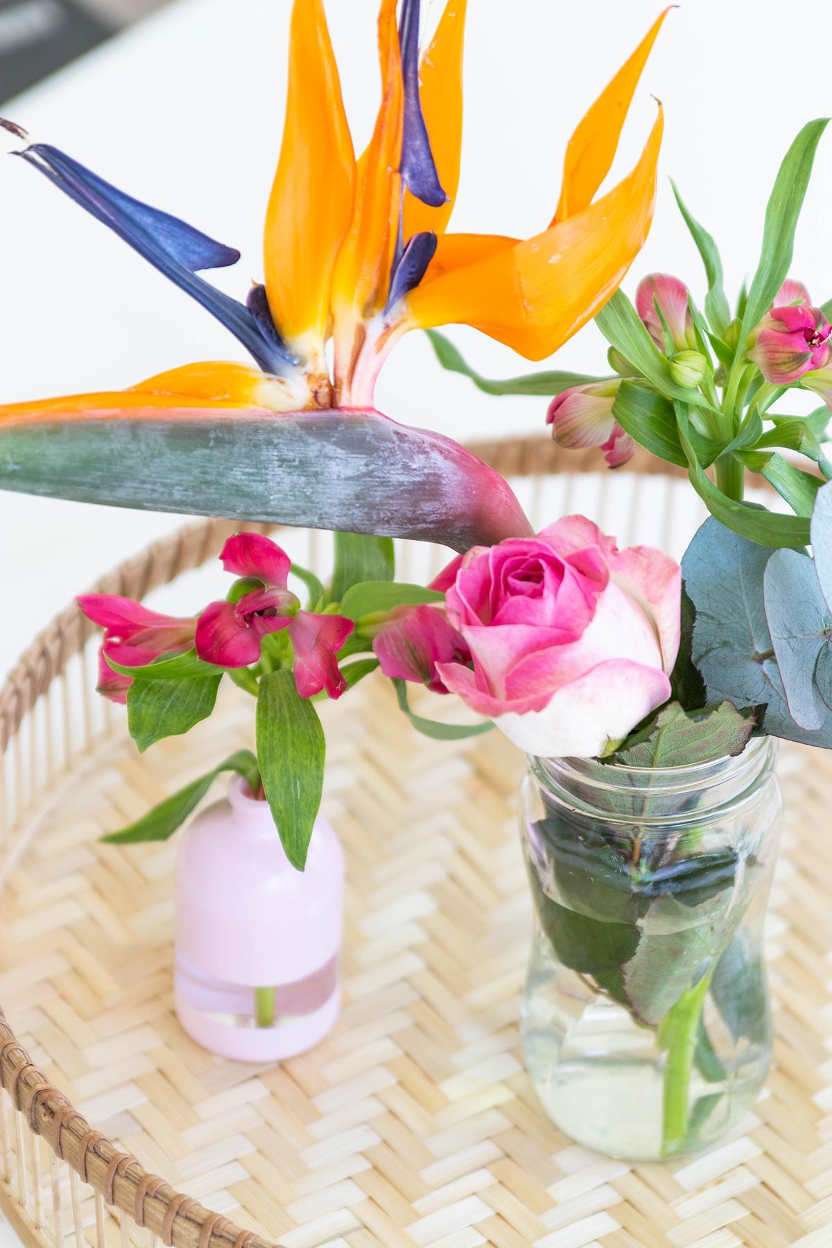 Diy Upcyling Vasen basteln