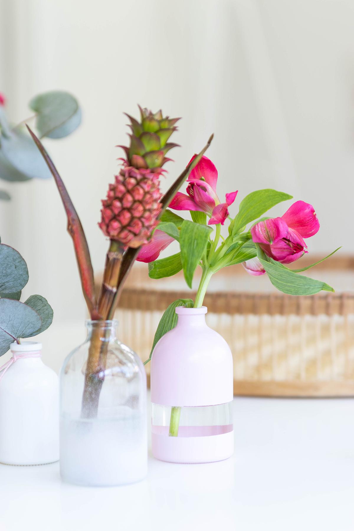 DIY Upcycling Vasen