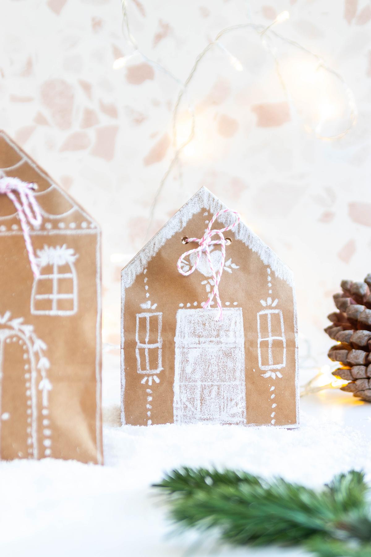 Einpackideen für Weihnachten