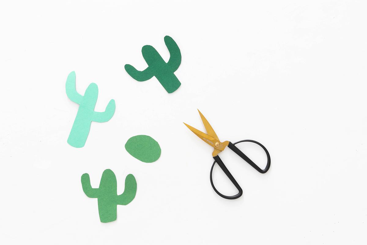 DIY Kaktusparty Dekoideen
