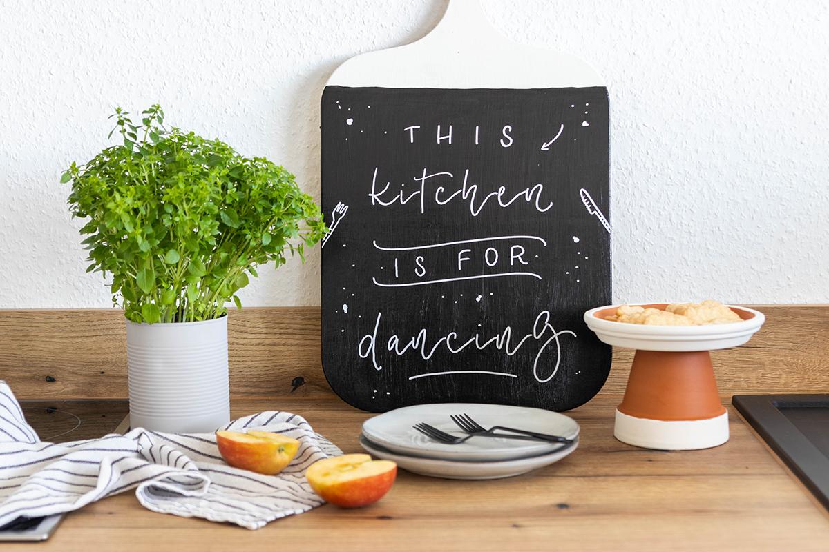 DIY Küchendeko