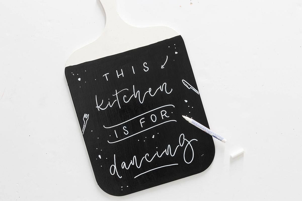 DIY Küchendeko basteln